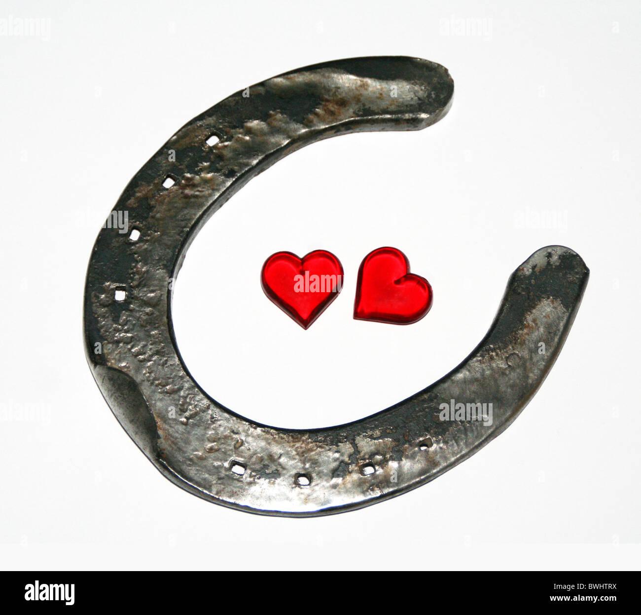 cuddle succeed loves symbol symbolical falling in love emotion heart love loyal trust emotion Valentine l - Stock Image