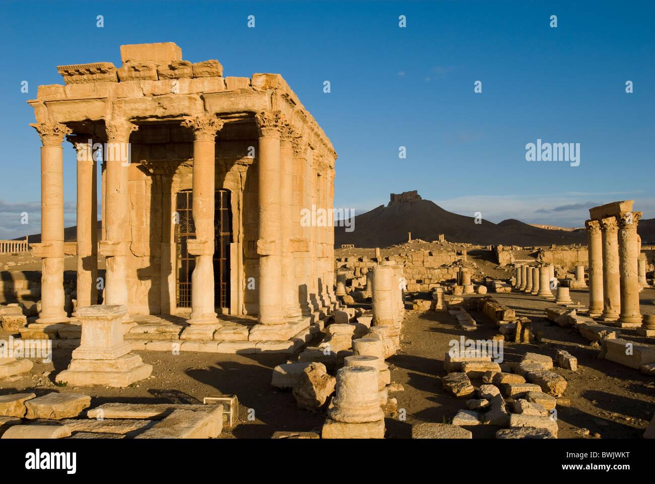 Palmyra, Syria - Stock Image