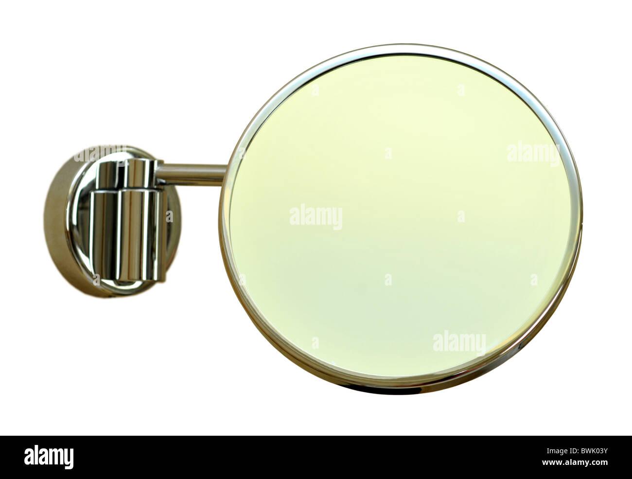 Mirror 'shaving mirror' 'bathroom mirror' - Stock Image