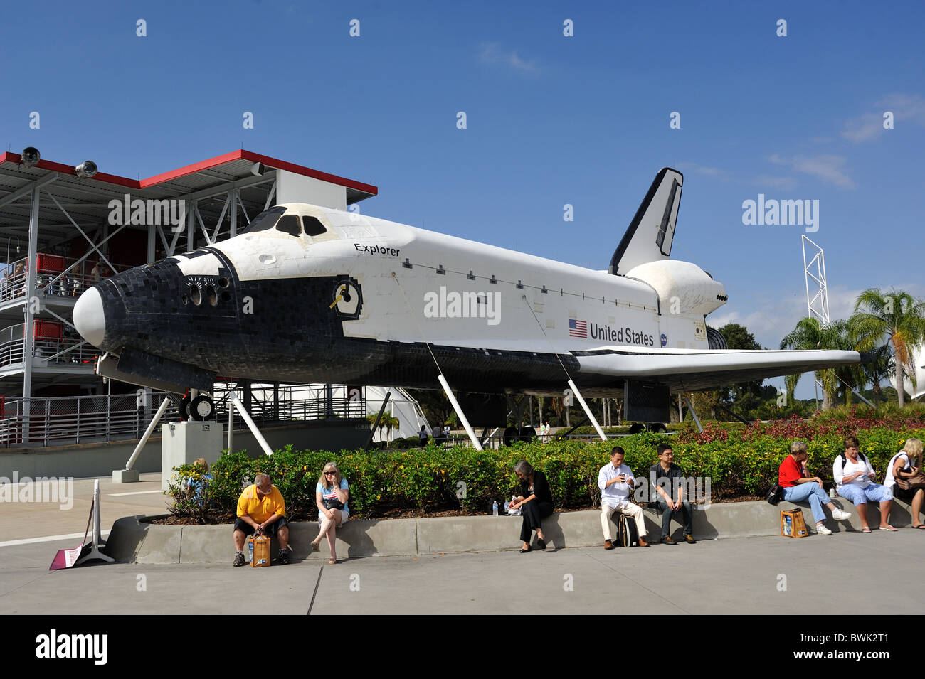 Kennedy Space Center - Stock Image