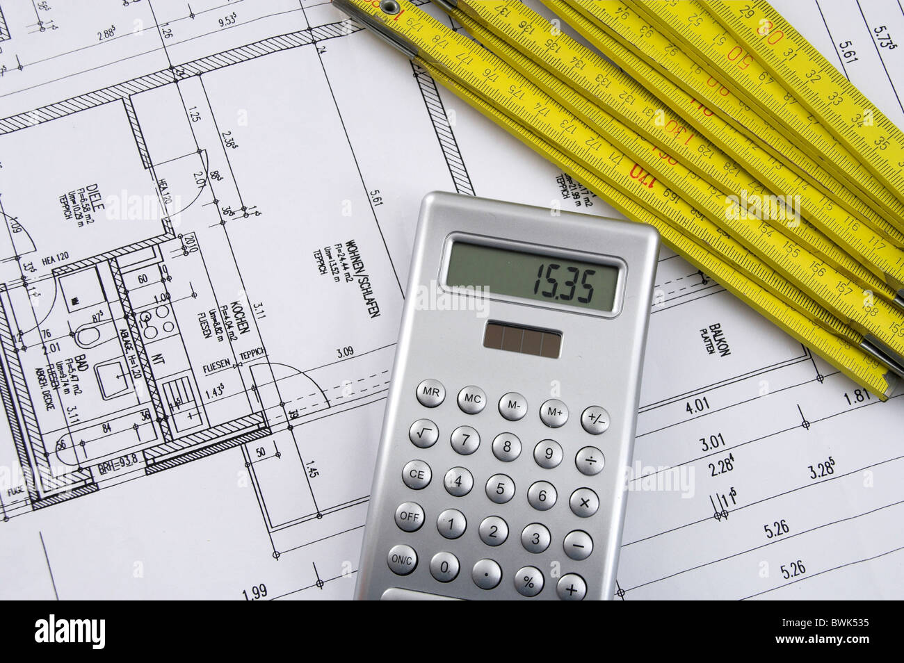 construction calculation costing building house house building plans plan expenses costs calculation comput