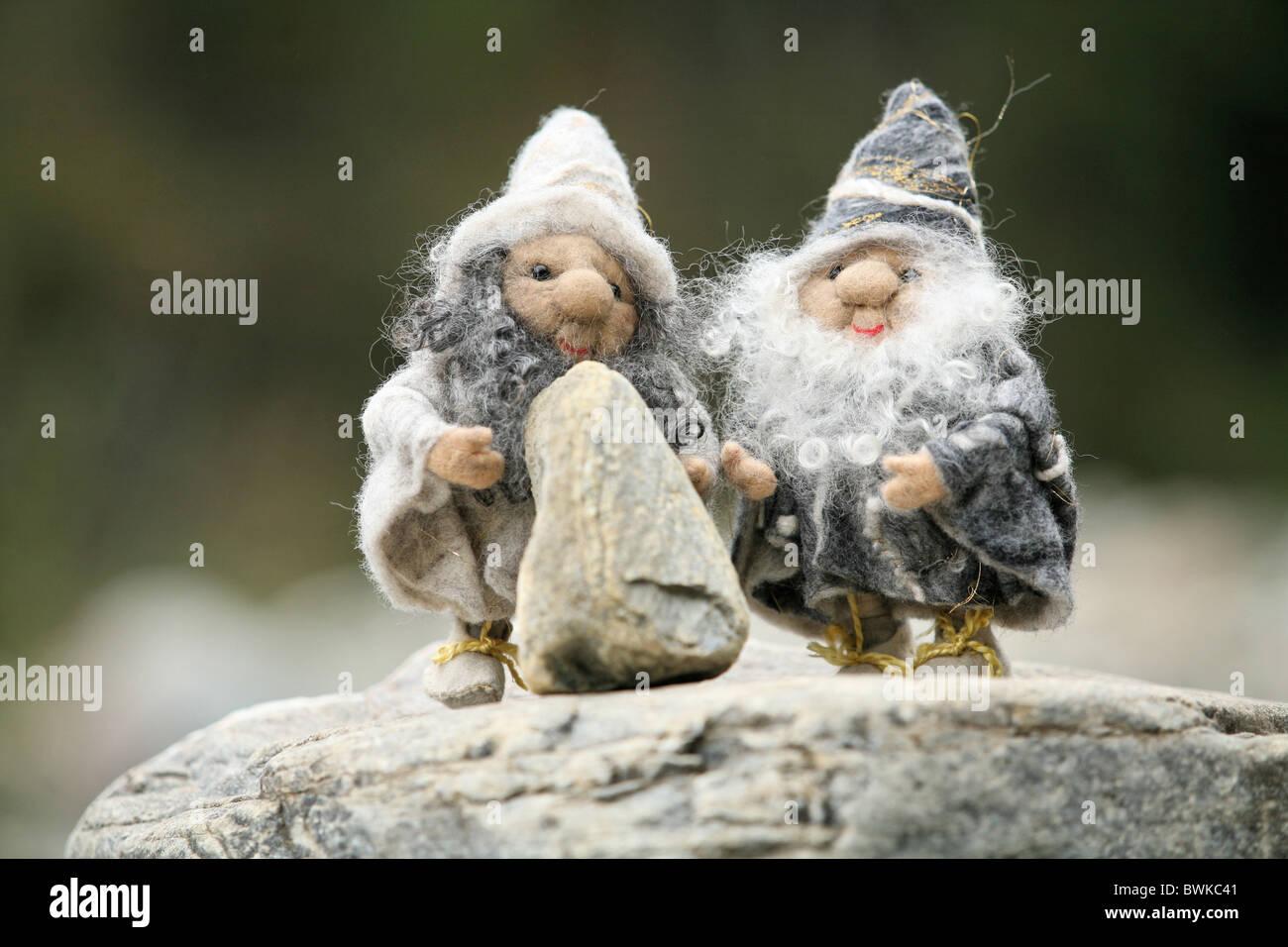 gnome dwarfs midgets gnome dwarf midget mountain ghost figures textile  figures beard whiskers bearded ston -