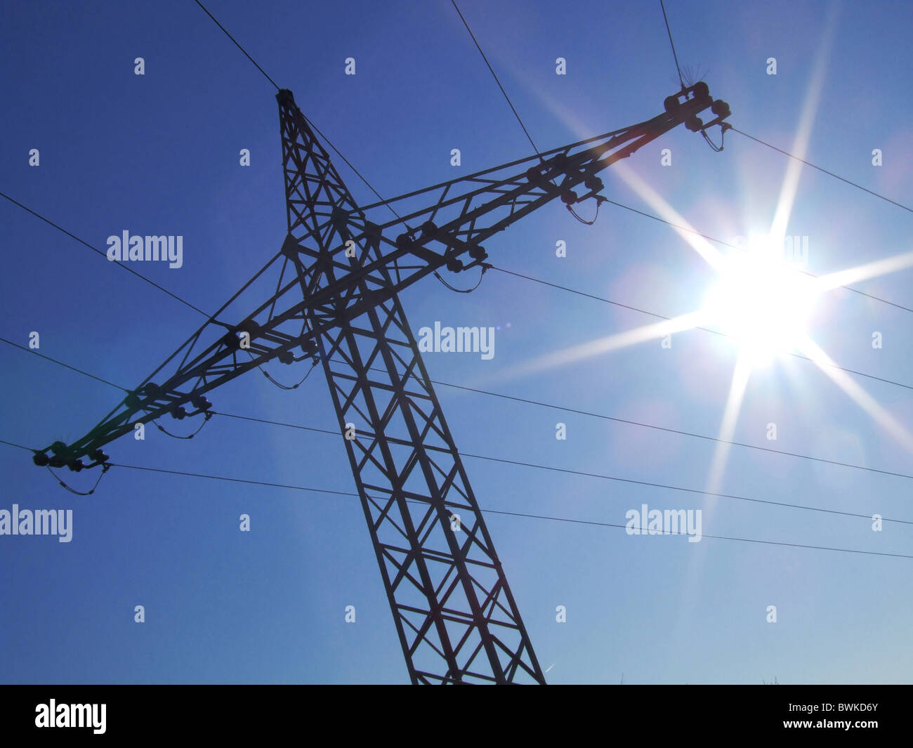 Power By Wire Stock Photos & Power By Wire Stock Images - Alamy