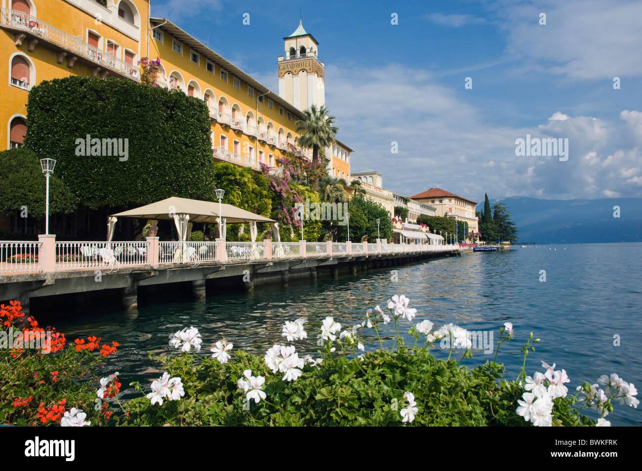 Hotels Gardone Riviera Italy