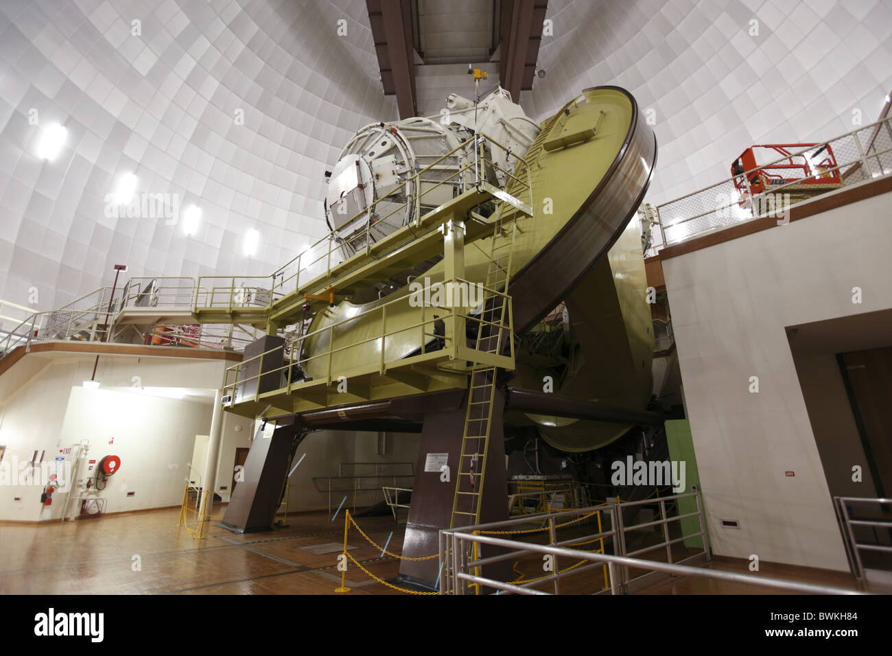 Australia, New South Wales, Coonabarabran, Siding Spring Observatory, Astronomy and Astrophysics Anglo-Australian - Stock Image