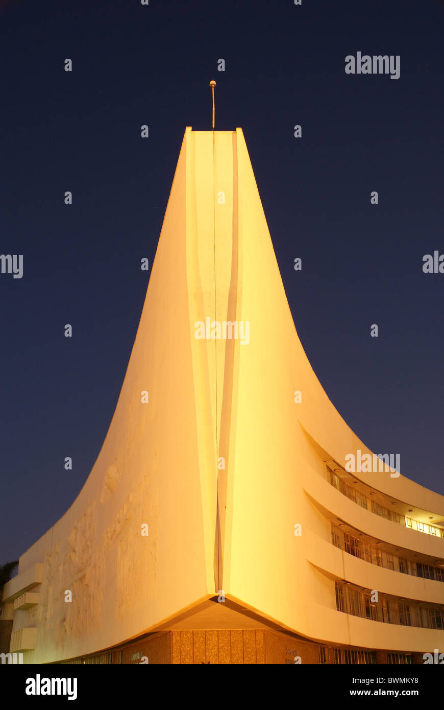 University of Pretoria Ark building - Stock Image