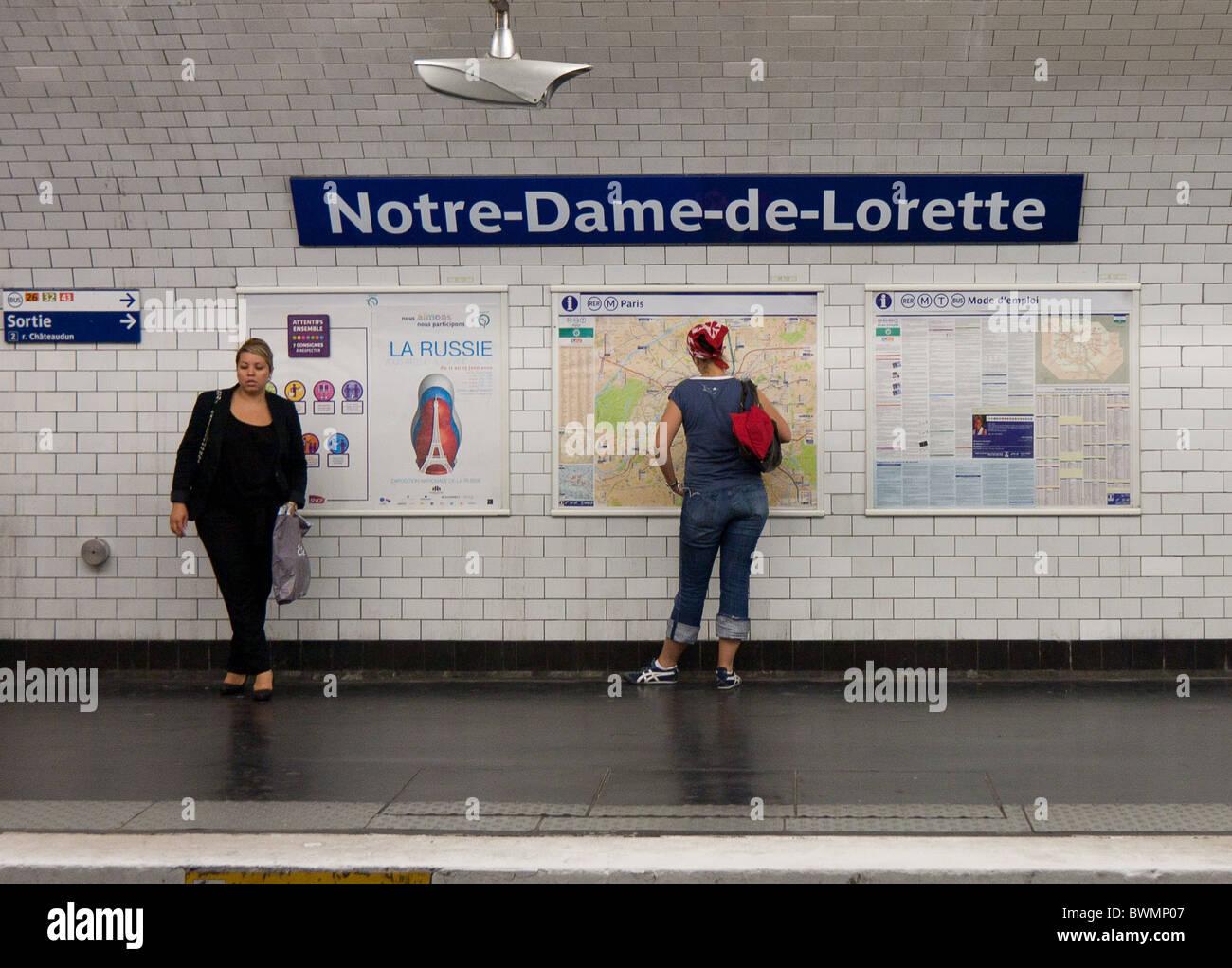 underground platform sign not london stock photos. Black Bedroom Furniture Sets. Home Design Ideas