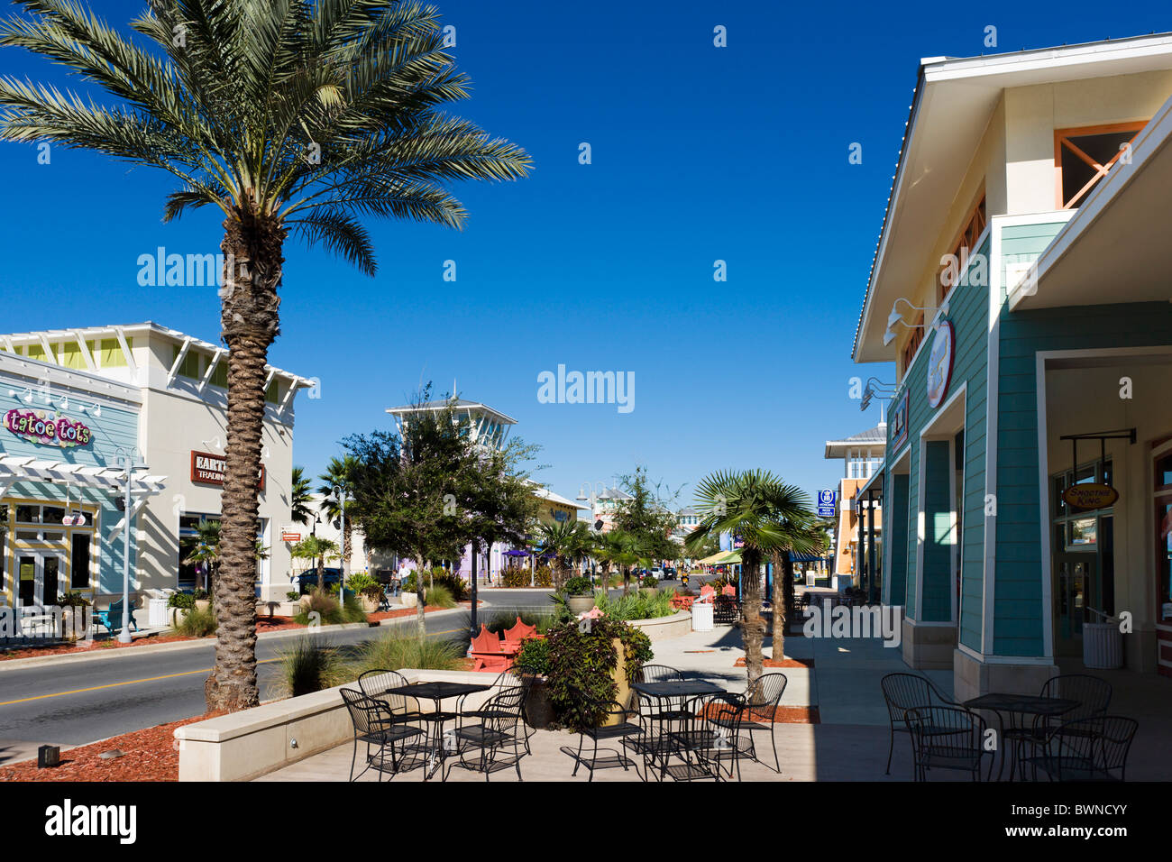 St Andrews Cafe Panama City