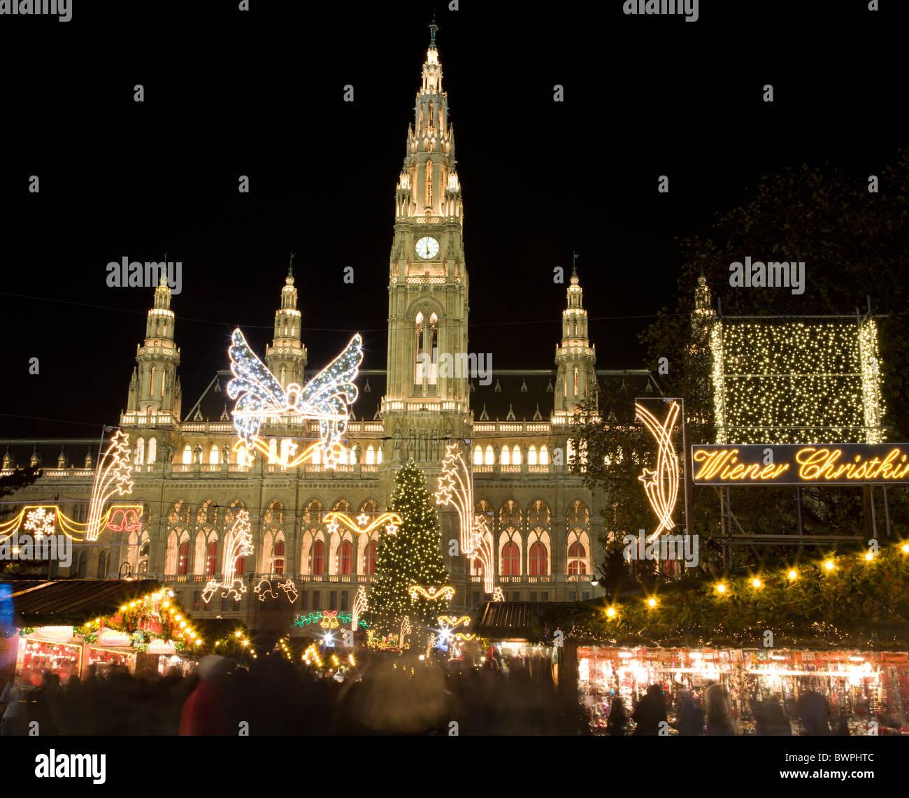Vienna Christmas Stock Photos & Vienna Christmas Stock Images - Alamy