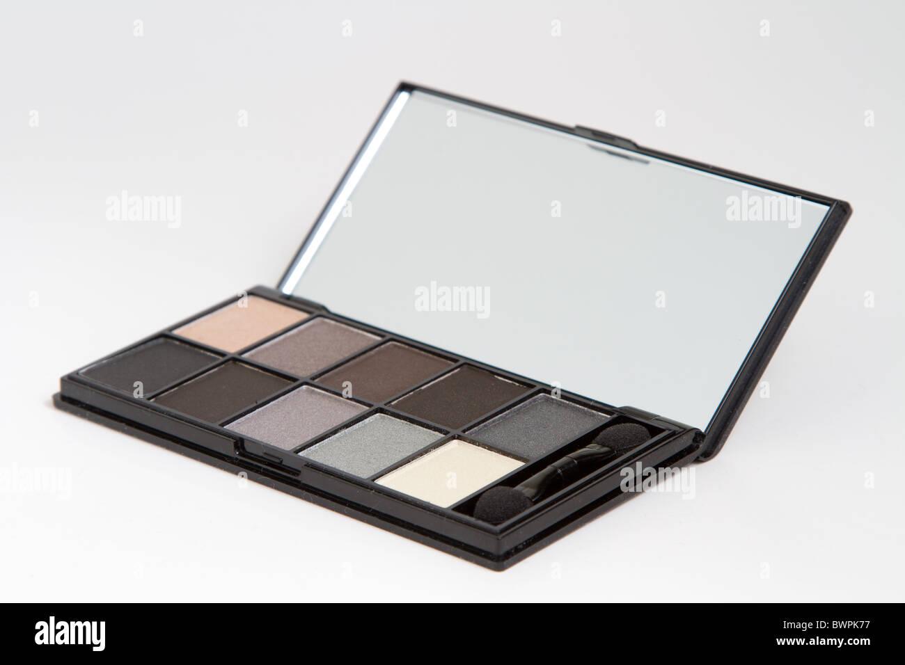Close up of makeup product - Stock Image