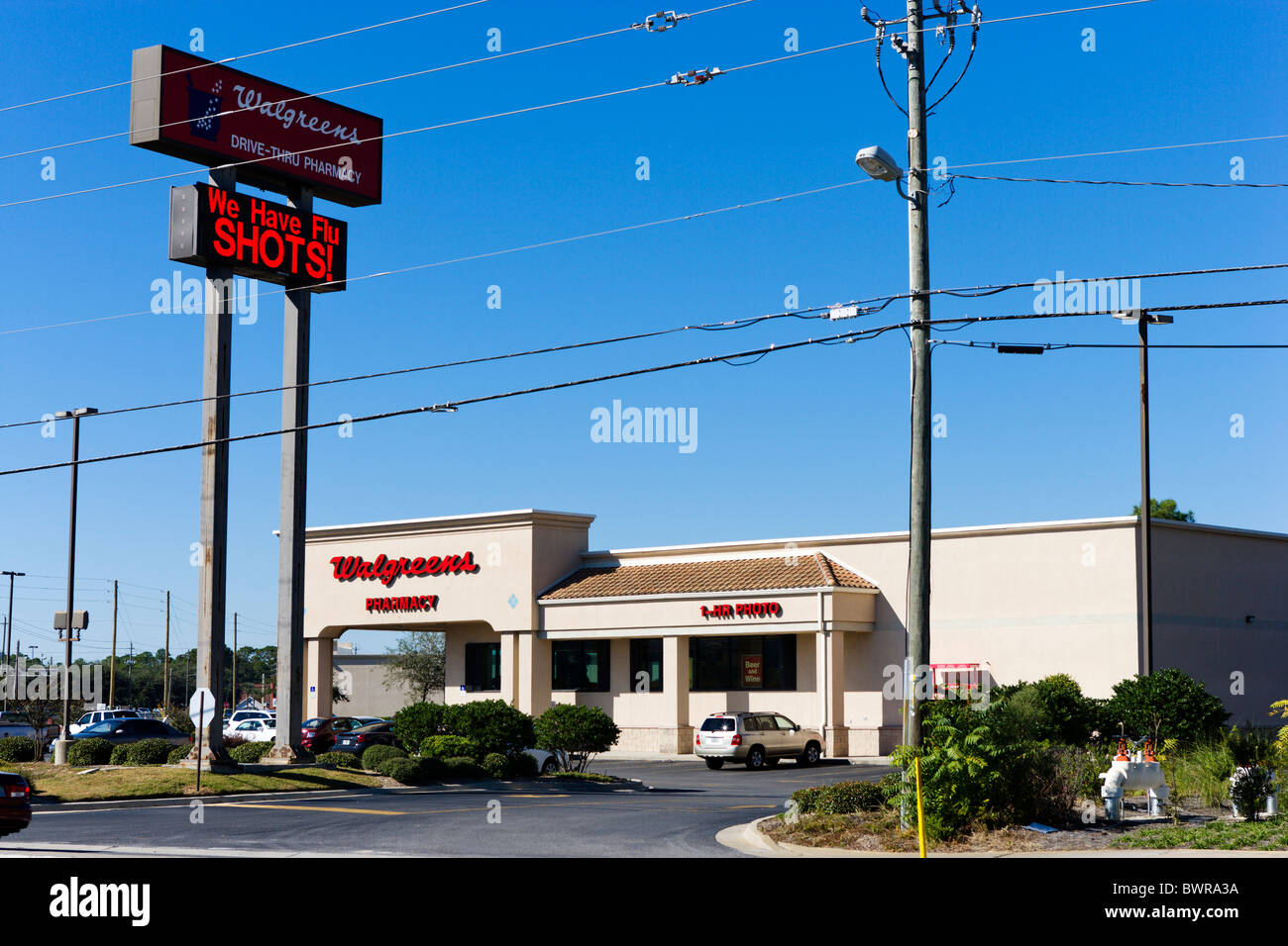 Walgreens Store High Resolution Stock Photography And Images Alamy
