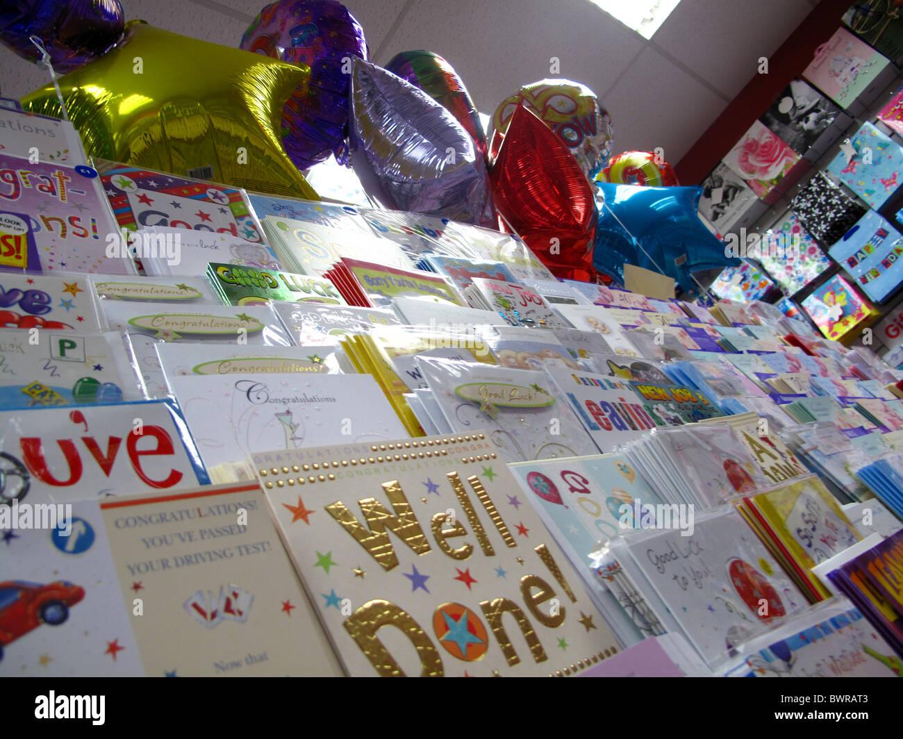 Greeting Card Rack Stock Photos Greeting Card Rack Stock Images