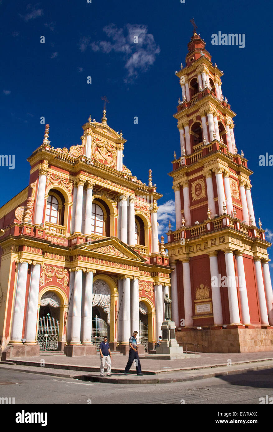 argentina south america san francisco town city architecture history