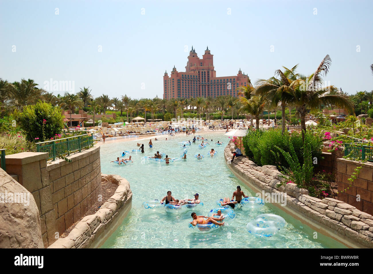 Palm Island Dubai Hotel Atlantis