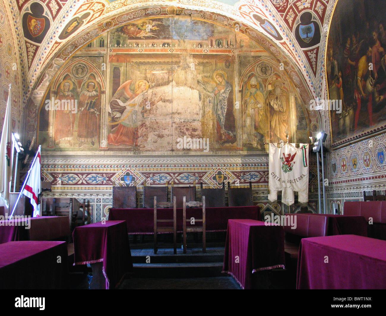 Volterra Toscana Tuscany Italy italian interior design ...