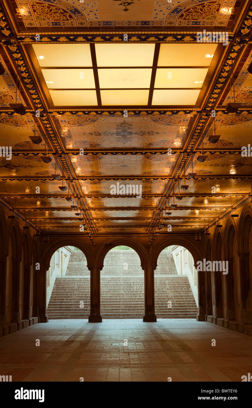 Steps In Central Park Stock Photos & Steps In Central Park Stock ...