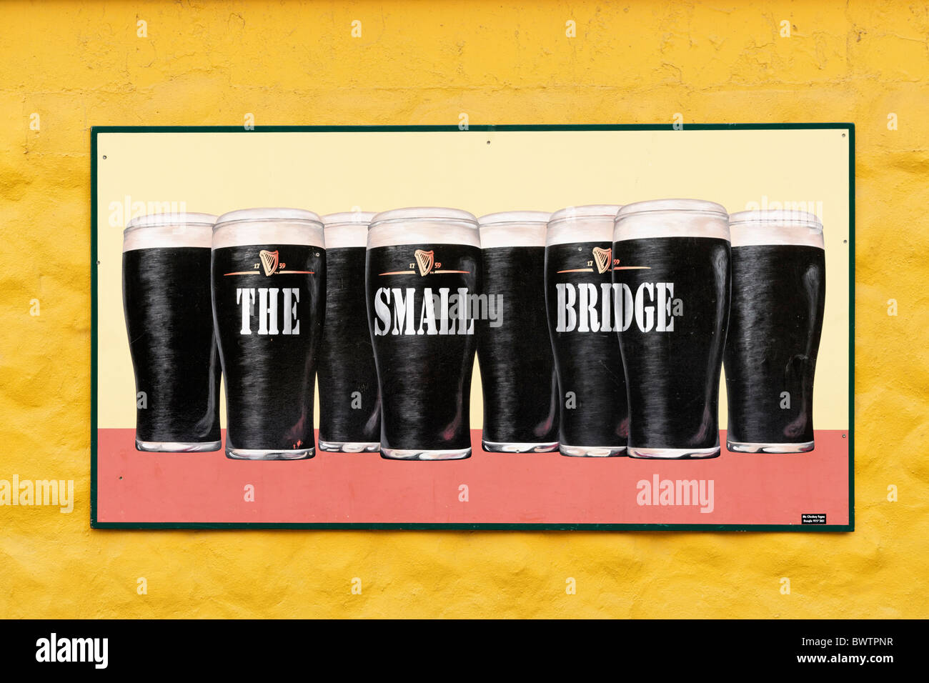 Guinness Poster Stock Photos & Guinness Poster Stock Images - Alamy