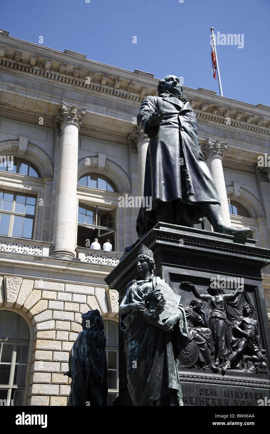 Berlin Abgeordnetenhaus von Berlin Preußischer Landtag - Stock Image