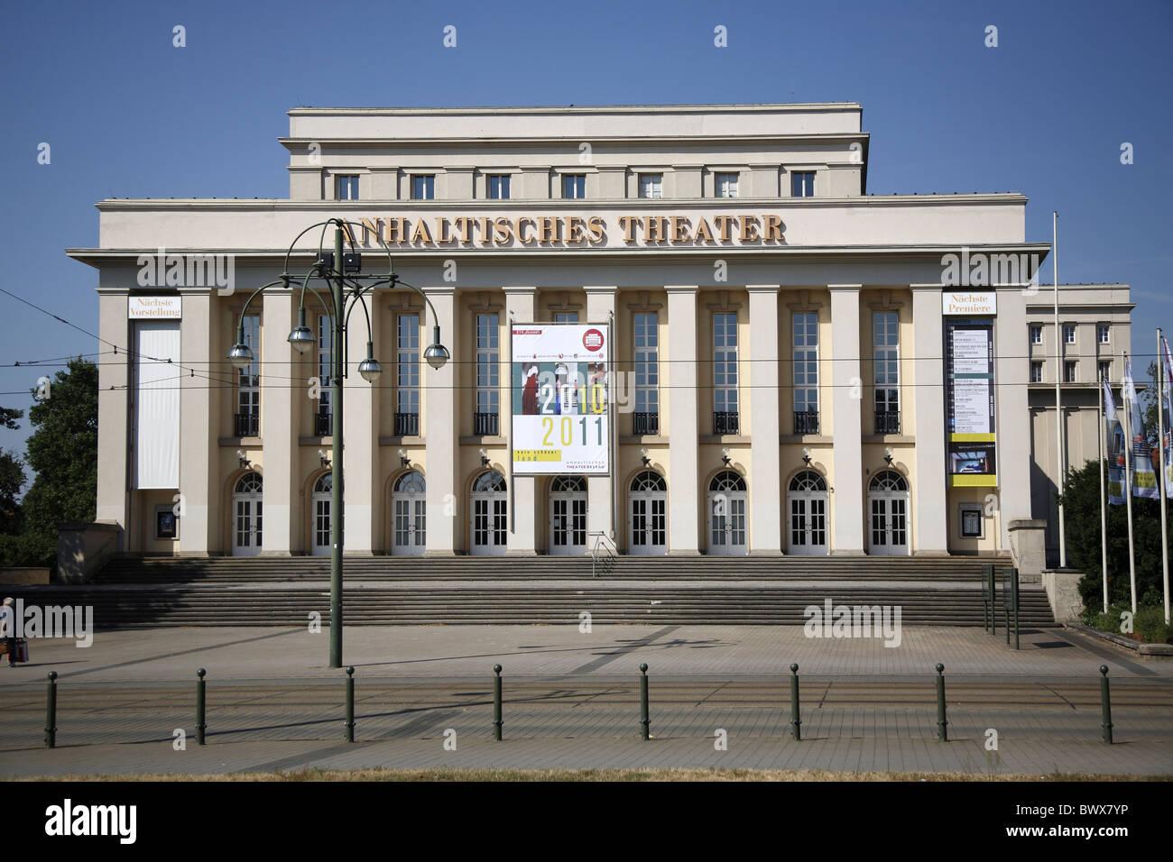 Dessau - Stock Image