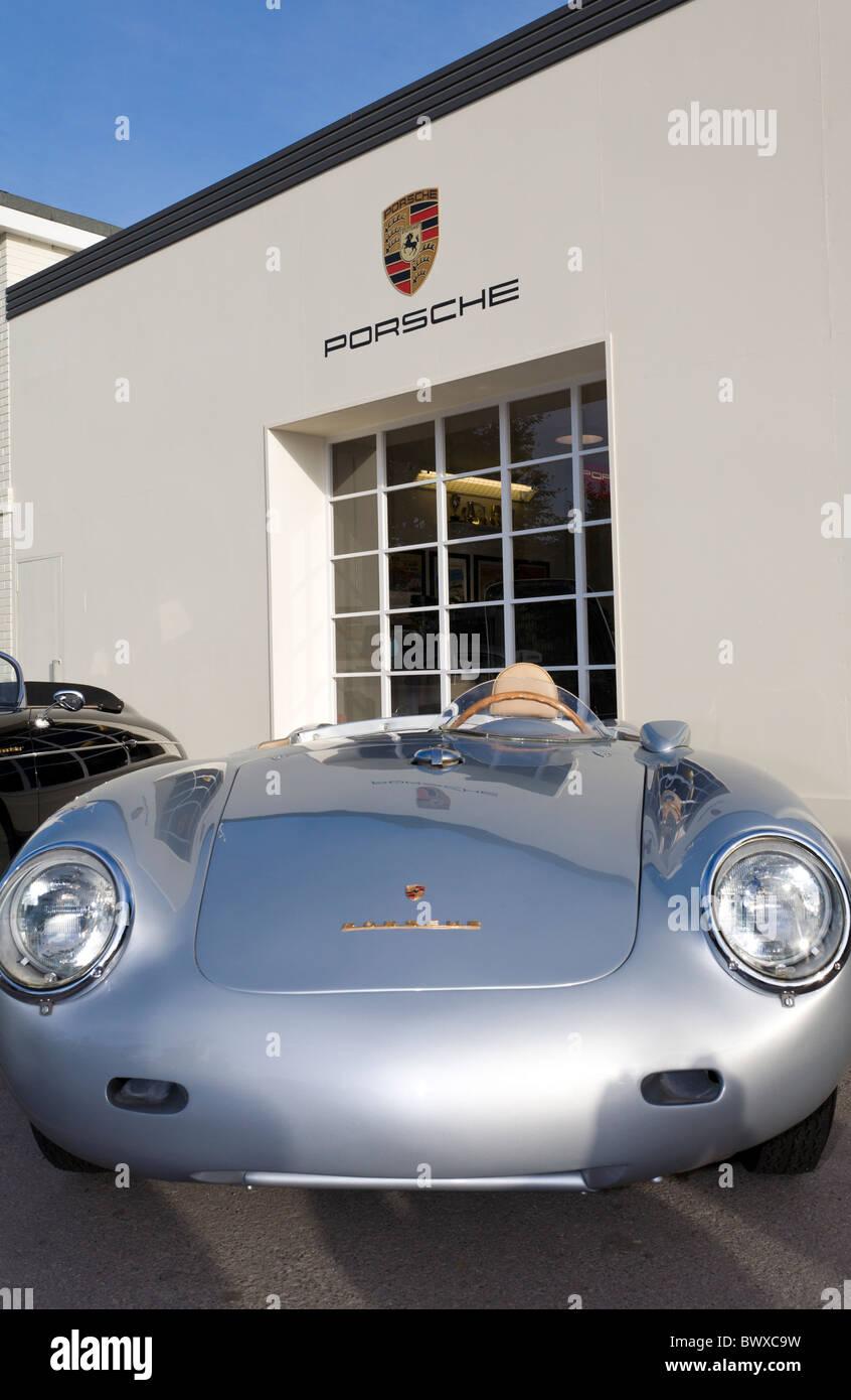 Porsche Spyder Stock Photos Porsche Spyder Stock Images Alamy
