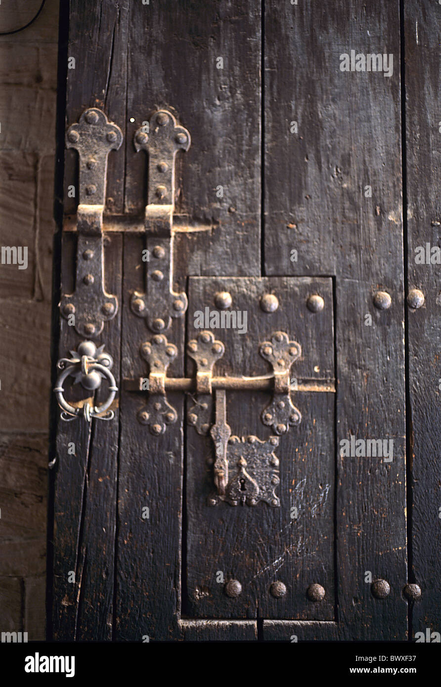 Medieval Door Lock Stock Photos Amp Medieval Door Lock Stock