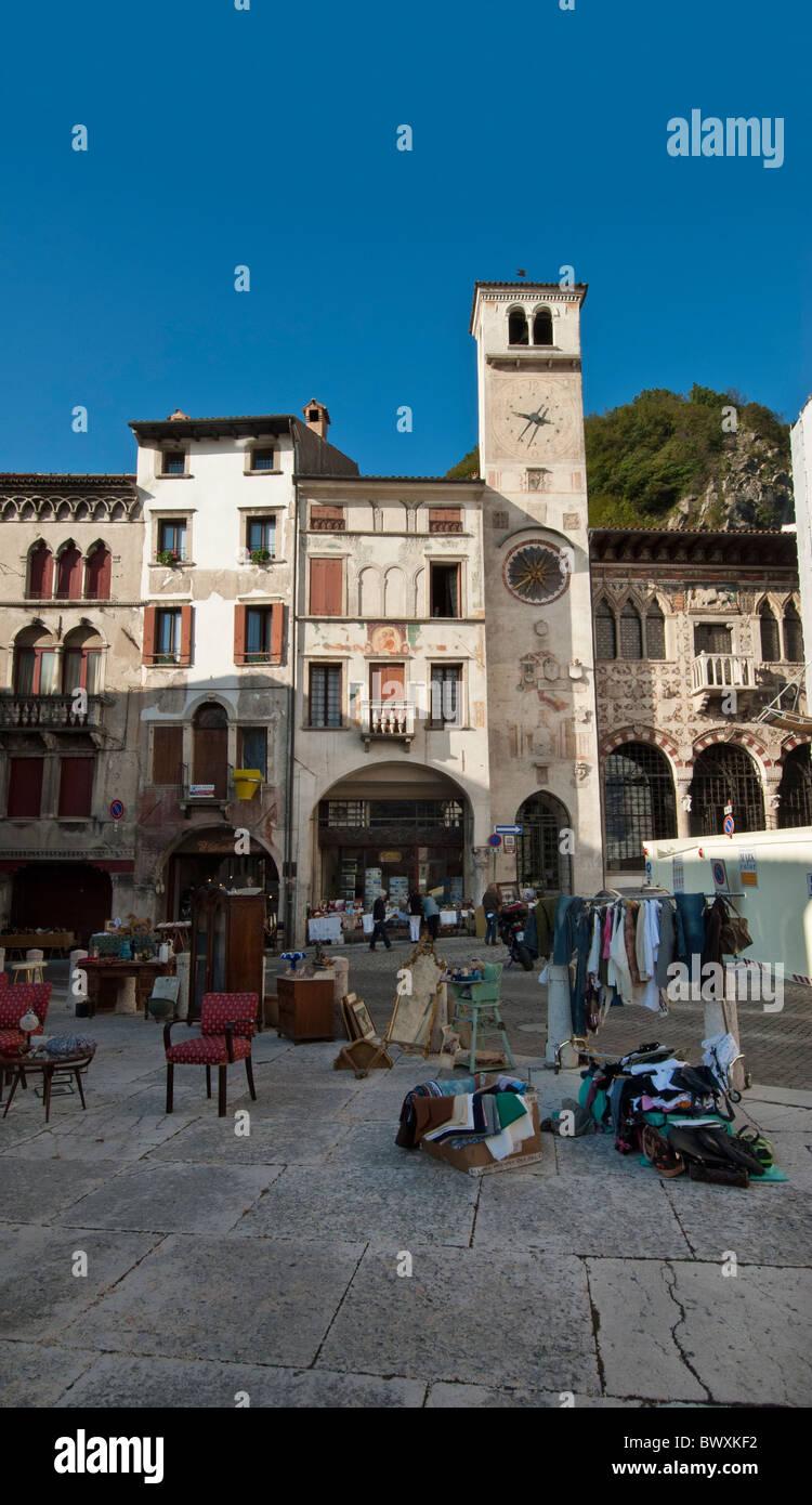 Treviso italy town stock photos treviso italy town stock for Serravalle italy