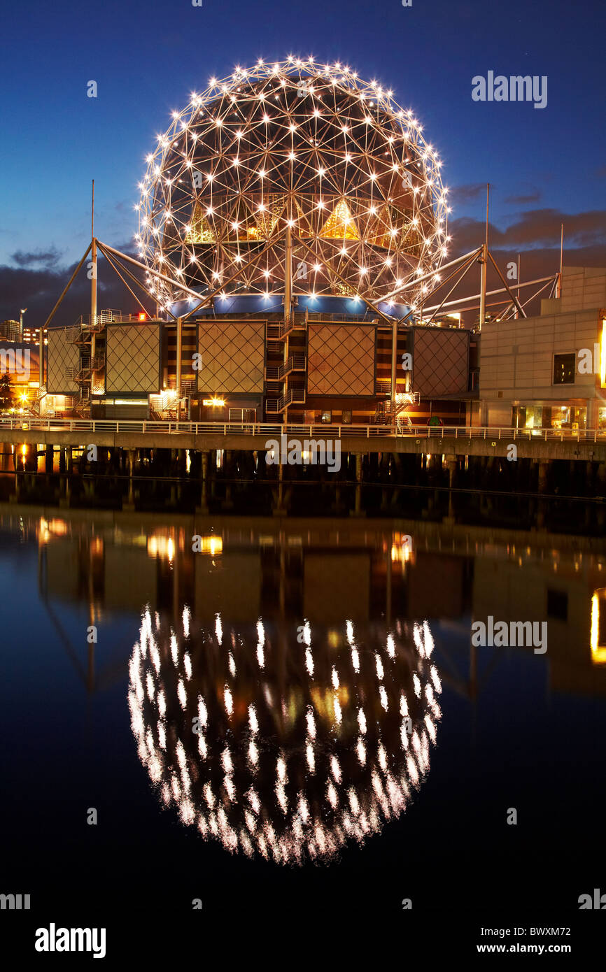 Science World In Vancouver Stock Photos & Science World In ...
