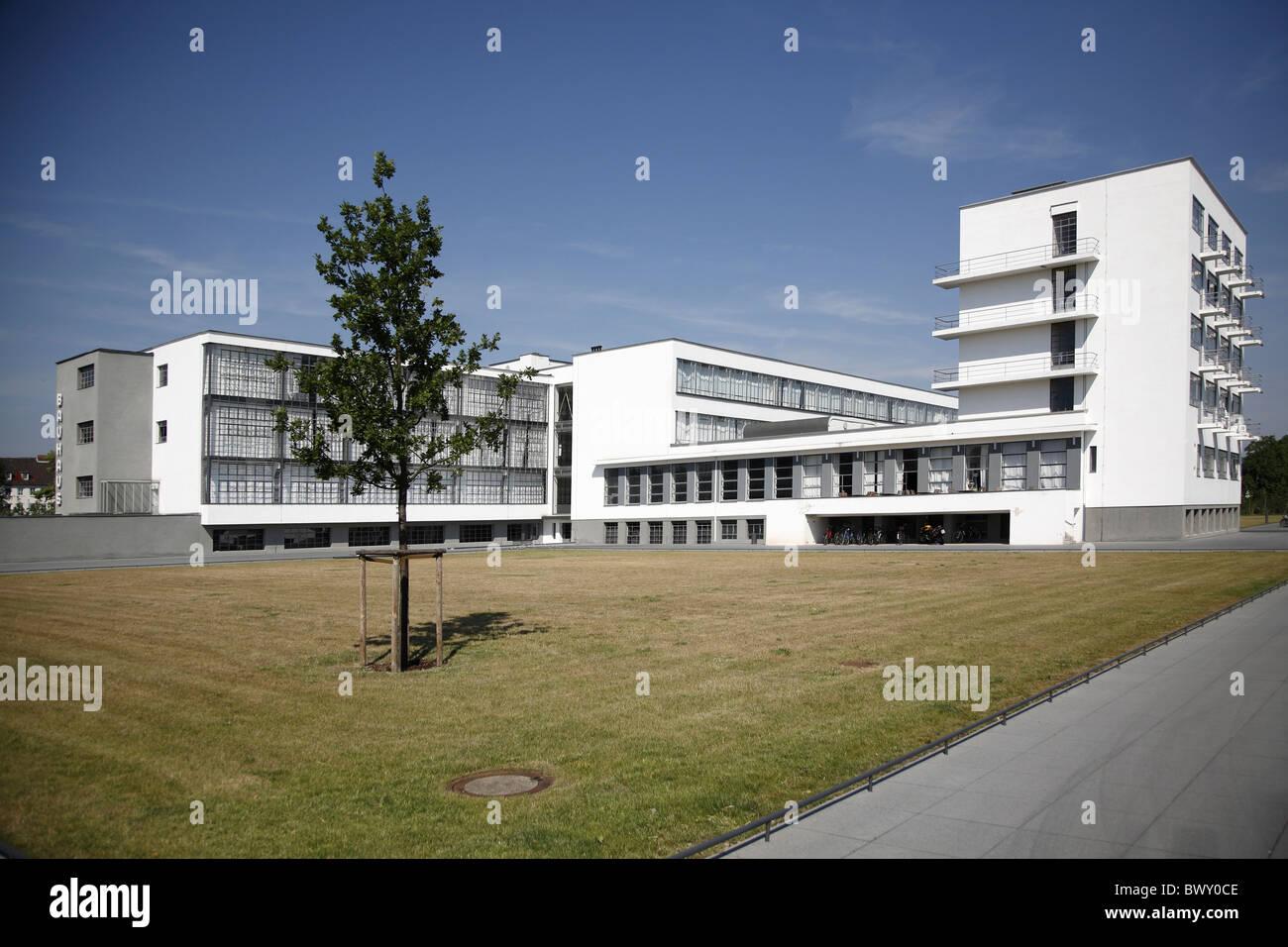 Dessau Bauhaus - Stock Image