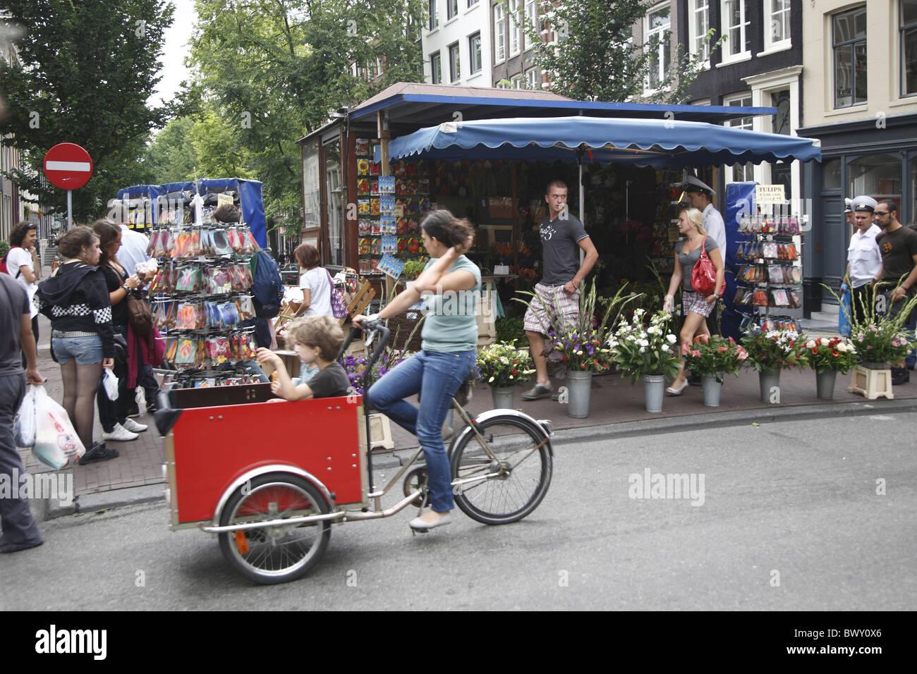 Amsterdam - Stock Image