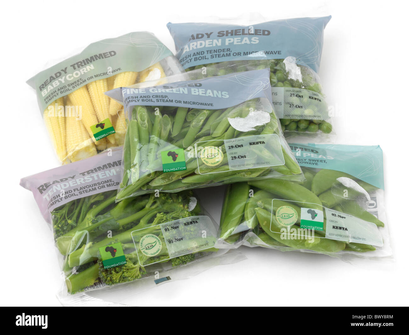 Kenyan Baby Corn, Tenderstem Broccoli, Fine Green Beans ... - photo#39