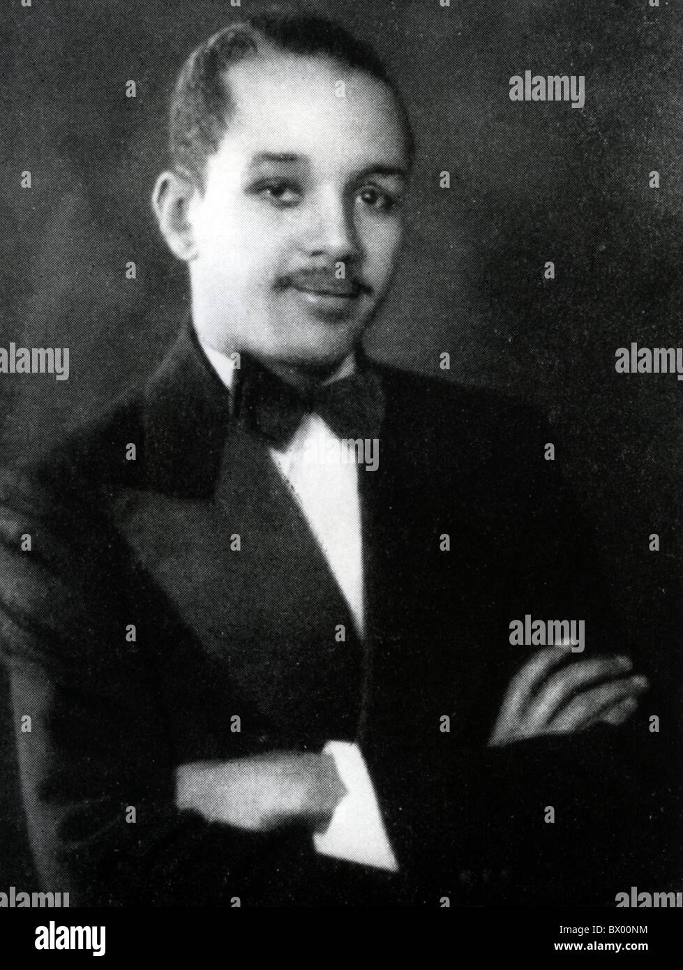 HORACE HENDERSON (1904-88) US jazz pianist and younger brother of bandleader Fletcher - Stock Image