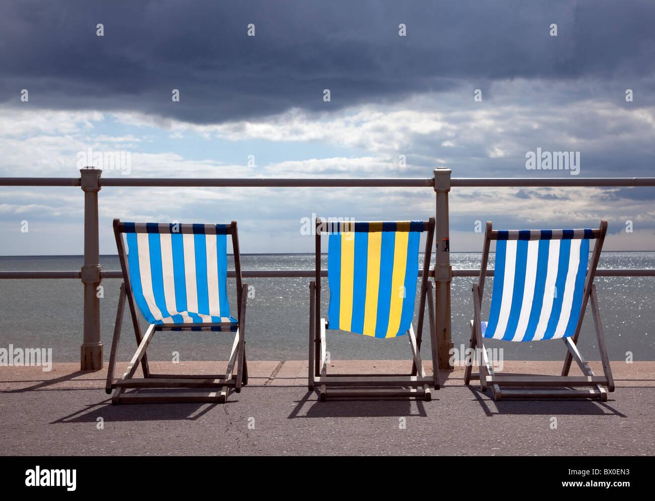 Sidmouth, south Devon, UK, GB, England - Stock Image