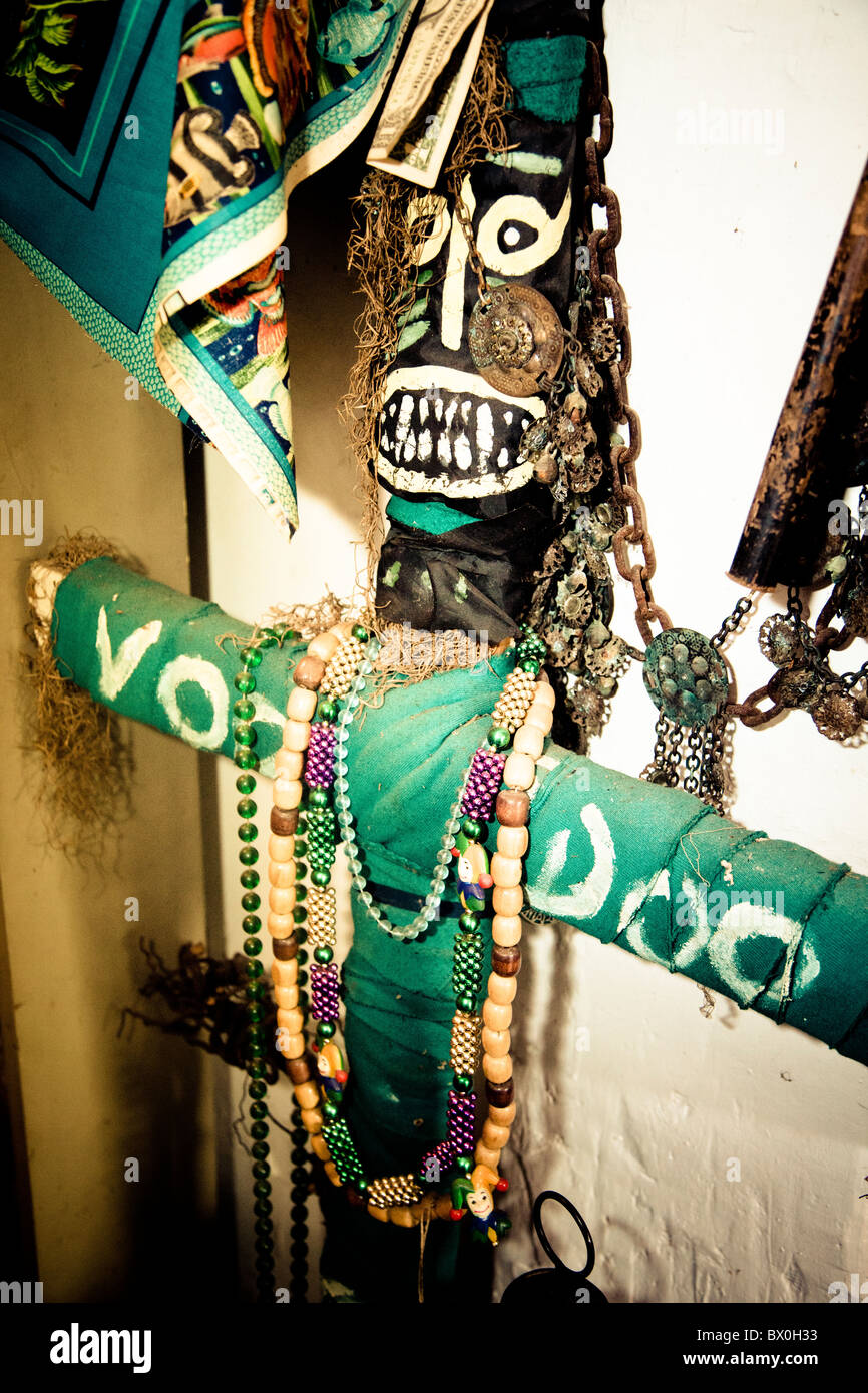 Voodoo Spiritual Temple in New Orleans, Louisiana