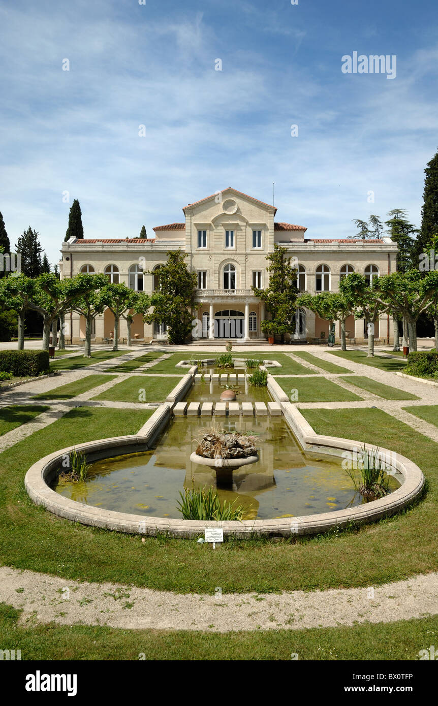French Formal Garden Stock Photos & French Formal Garden