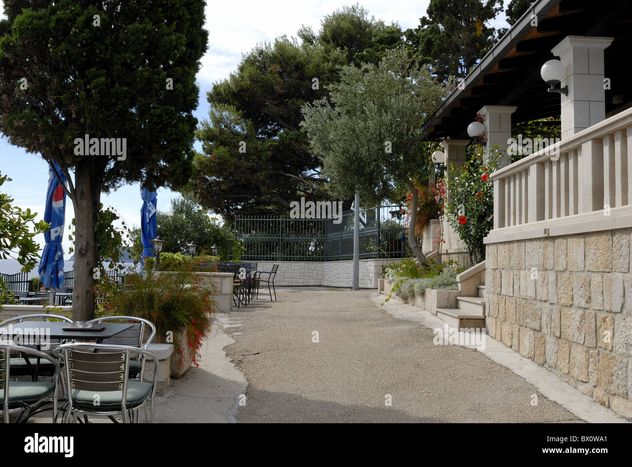 Levanat Is One Of One Of The Best Restaurants In Dubrovnik