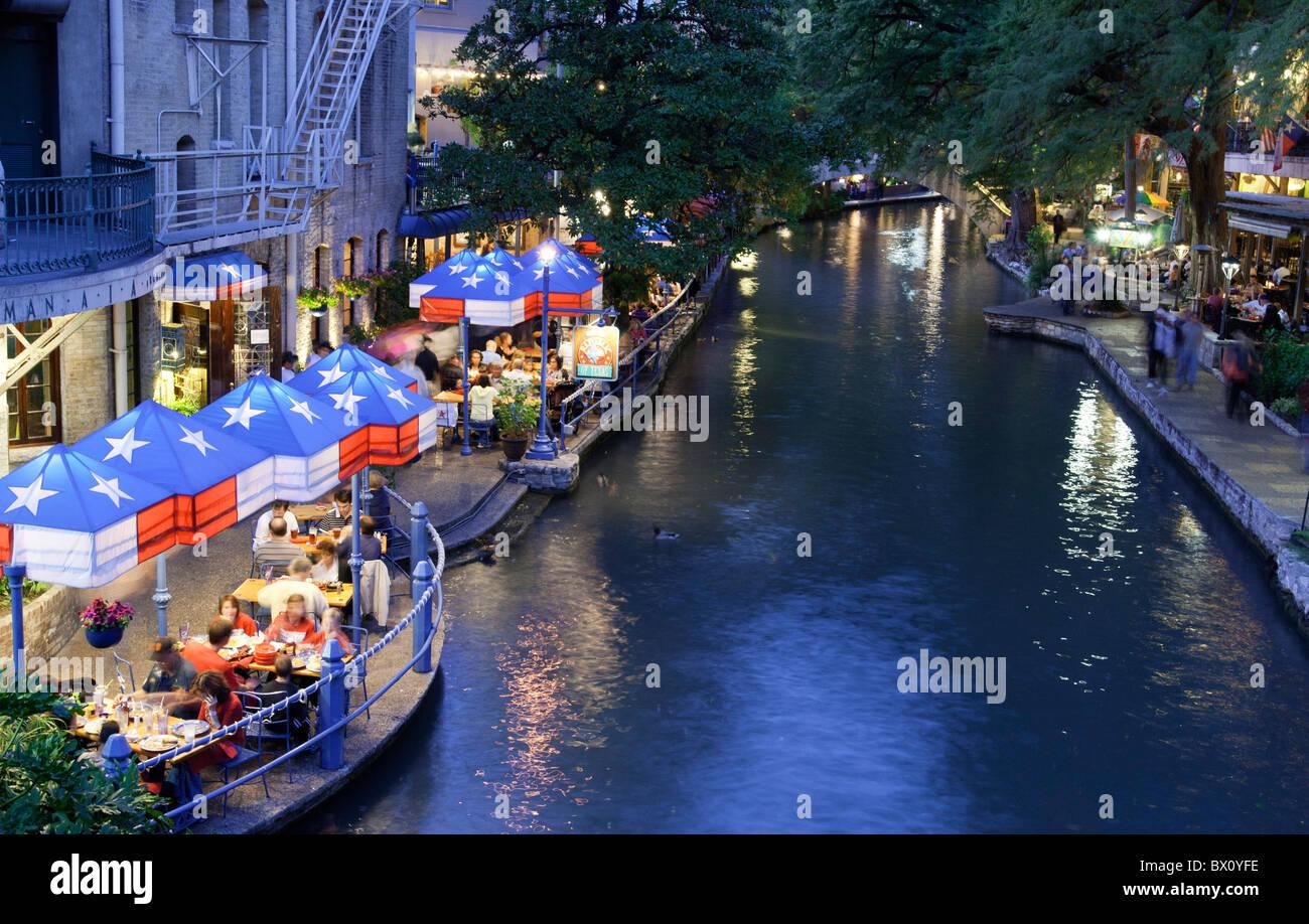 Restaurants On The San Antonio Riverwalk And River San