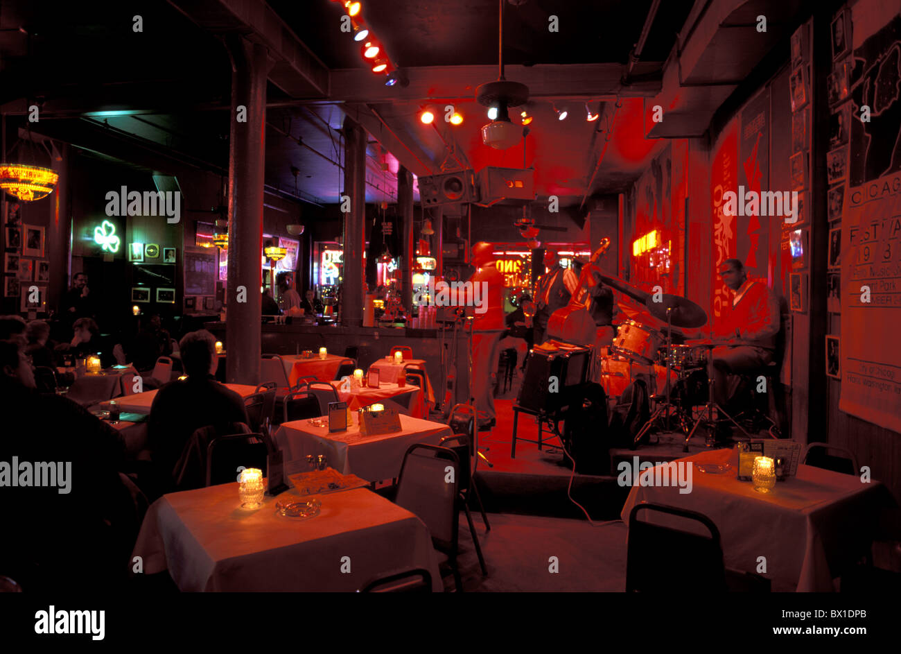Jazz club in chicago for dating
