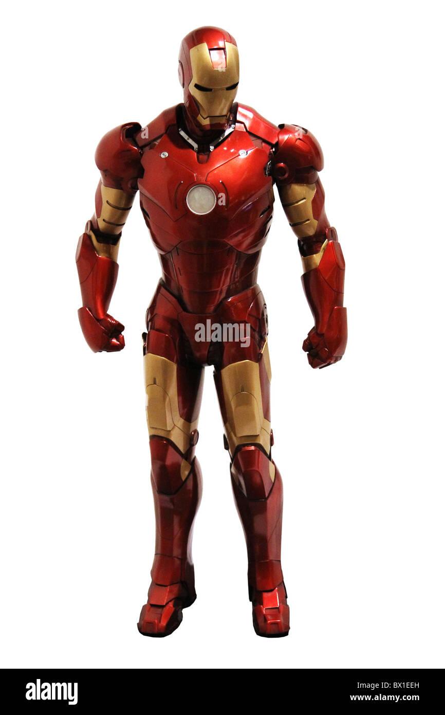Iron man - Stock Image