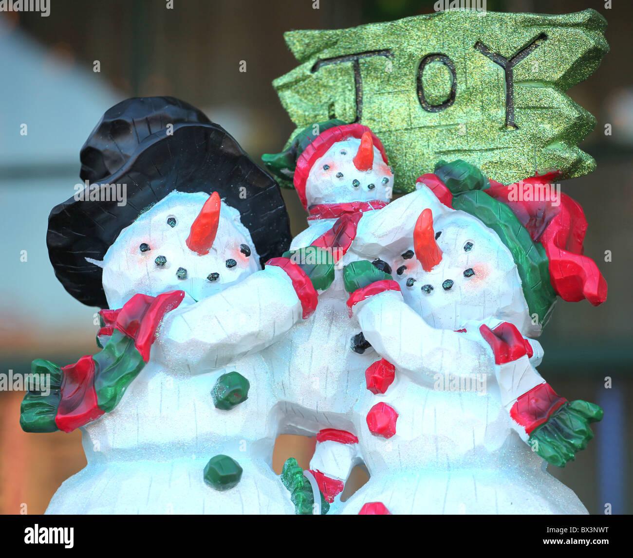Frosty The Snowman Santa Stock Photos & Frosty The Snowman Santa ...