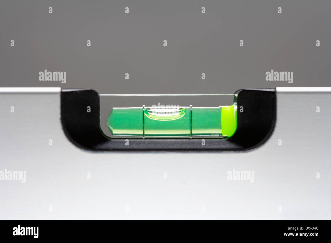 spirit level detail dragonfly plumb line construction building industry tools symbol scales Stock Photo
