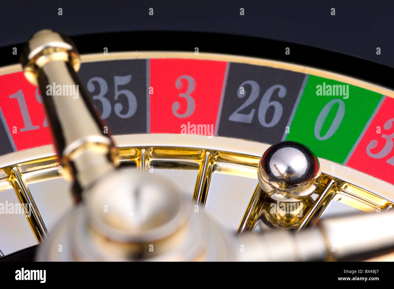 Roulette - Stock Image