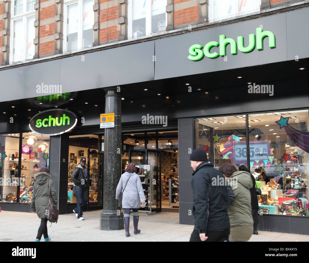 promo code 00027 56759 A Schuh retail outlet in Nottingham, England, U.K Stock ...