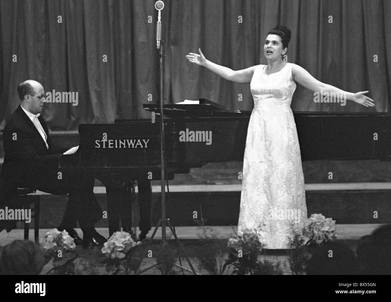Today is the anniversary of Galina Vishnevskaya 10/25/2011 70