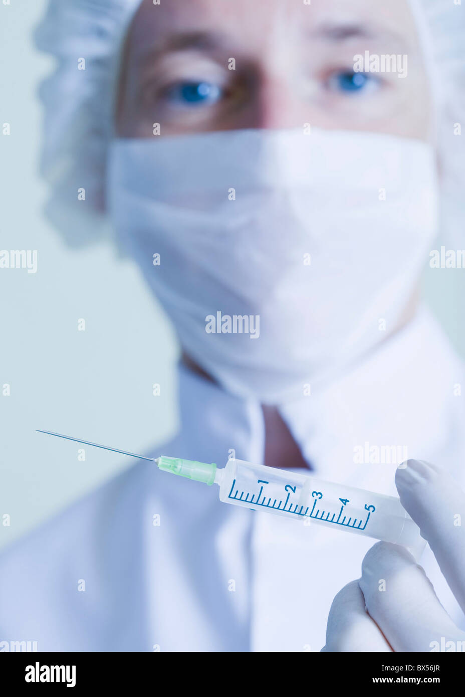 Injection - Stock Image