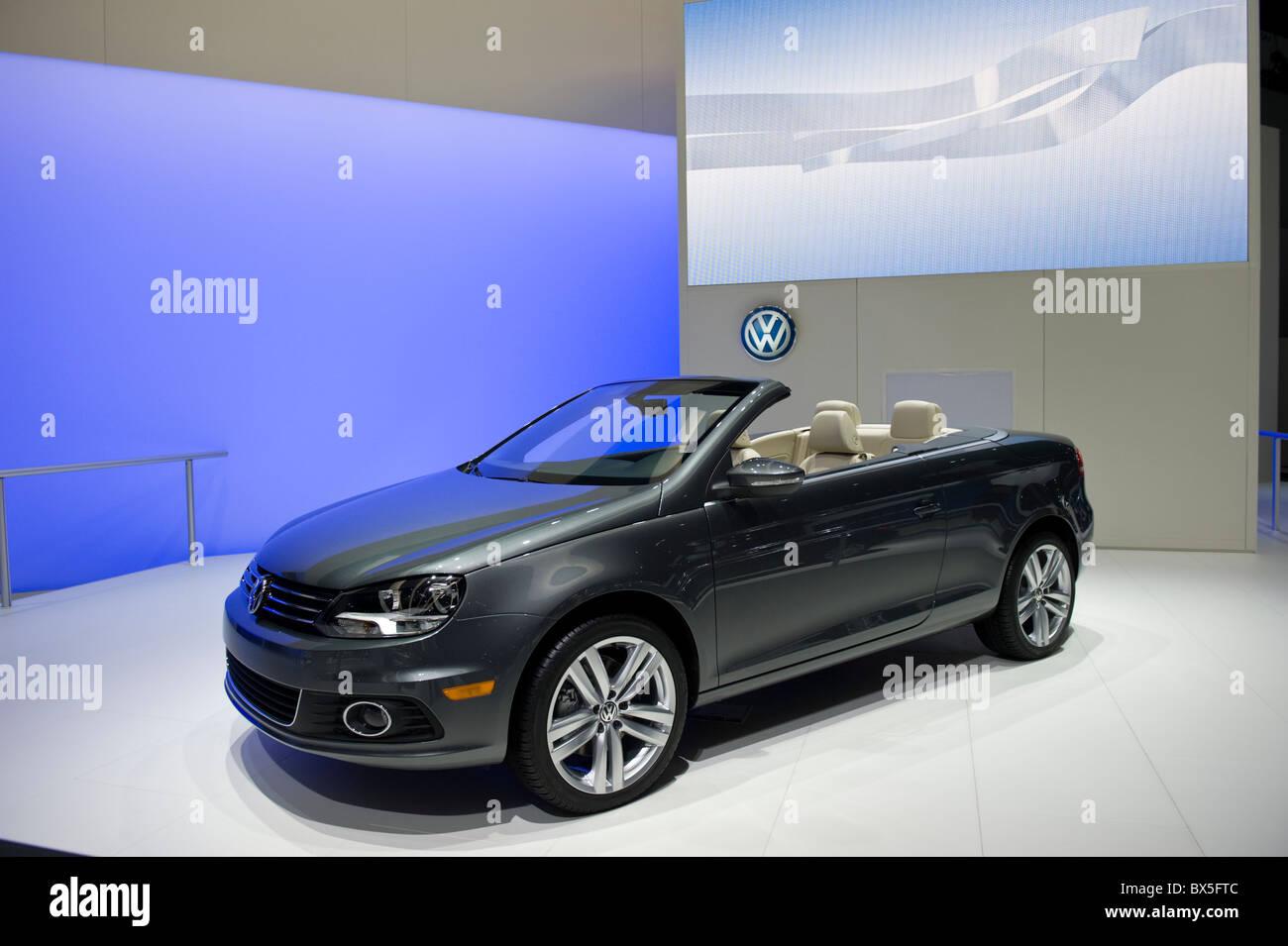 Volkswagen Eos Stock Photos Volkswagen Eos Stock Images Alamy - Eos car show