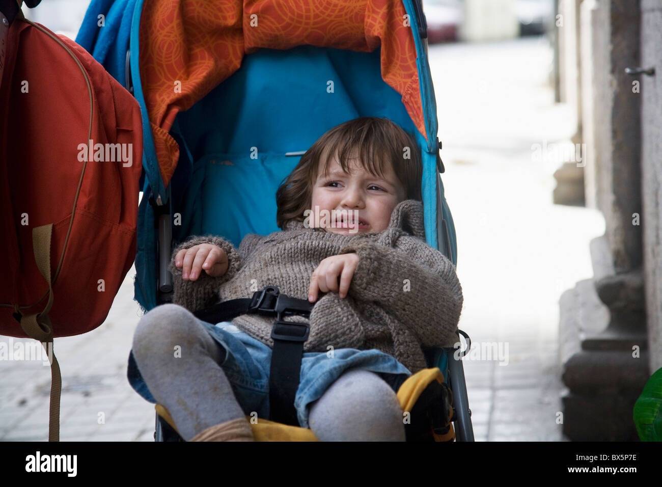 aad0cbe52ca3 Child Crying In Street Stock Photos   Child Crying In Street Stock ...