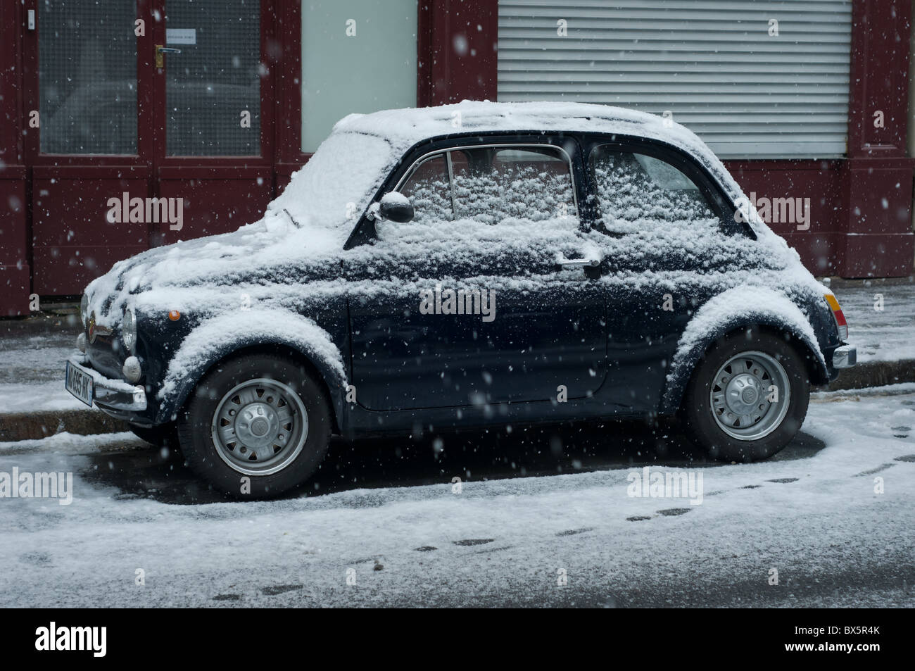 Small Fiat Car Stock Photos Small Fiat Car Stock Images Alamy