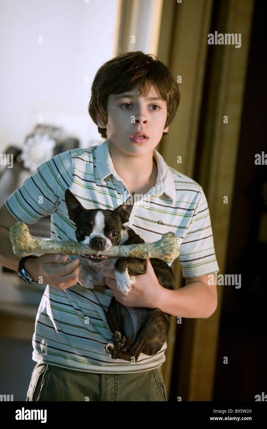 Jake T Austin Dog Hotel For Dogs 2009 Stock Photo Alamy