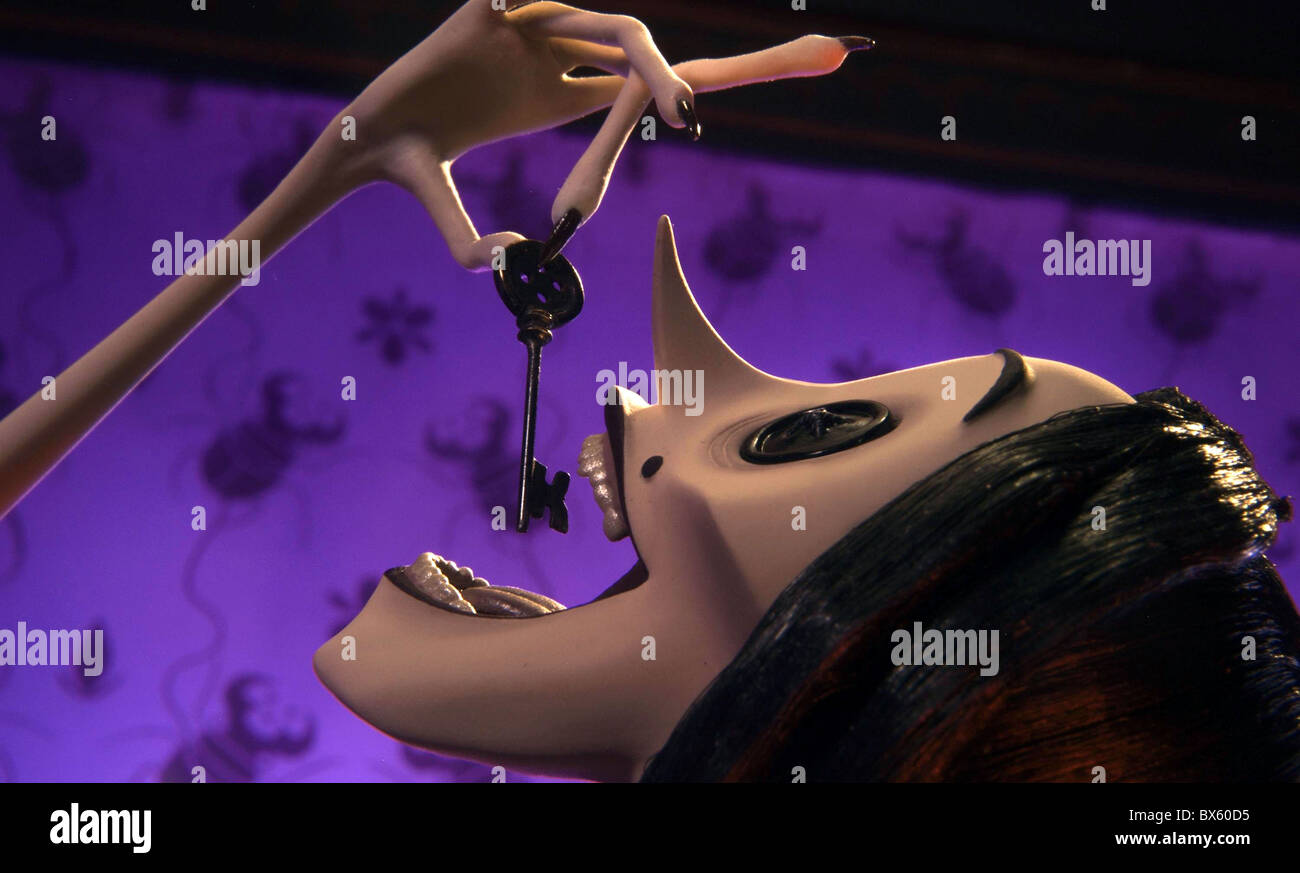 Other Mother Coraline 2009 Stock Photo 33323505 Alamy