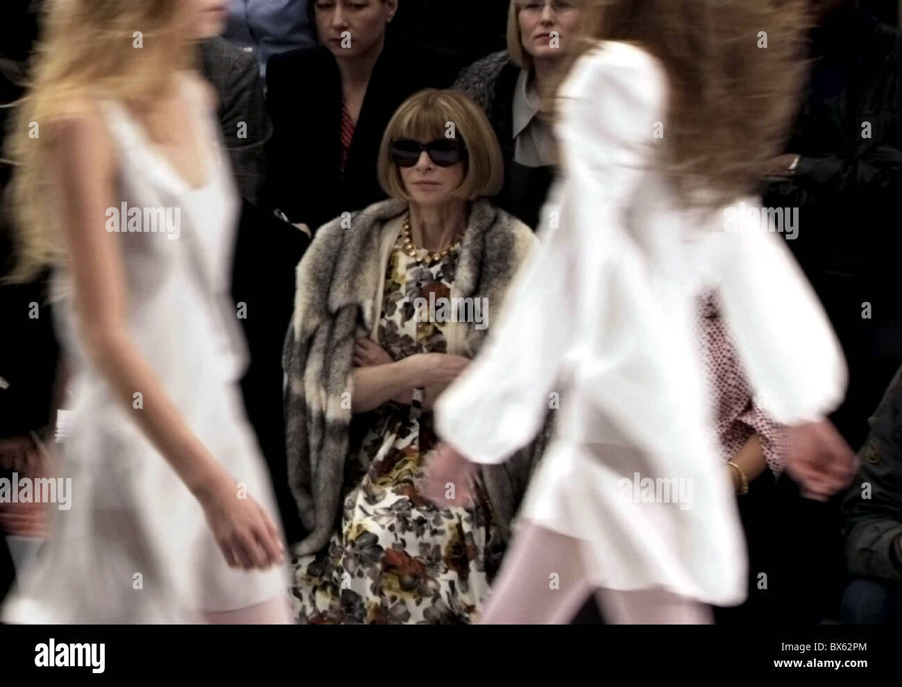 ANNA WINTOUR THE SEPTEMBER ISSUE (2009) - Stock Image